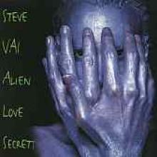 "Steve Vai ""Alien Love Secrets"""