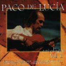"Paco De Lucia ""Antologia Vol. 1"""