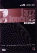 "Billy Cobham ""Live At The Palais Des Festivals Hall Cannes 1989"""
