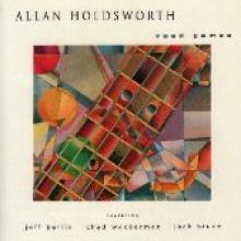 "Allan Holdsworth ""Road Games"""