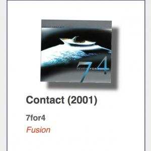 """#4: 7for4 """"Contact"""""""