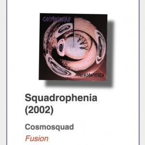 """#6: Cosmosquad """"Squadrophenia"""""""