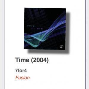 """#7: 7for4 """"Time"""""""