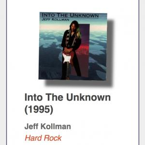 "#9: Jeff Kollman ""Into The Unknown"""