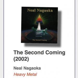 "#14: Neal Nagaoka ""The Second Coming"""