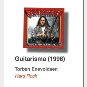 """#16: Torben Enevoldsen """"Guitarisma"""""""
