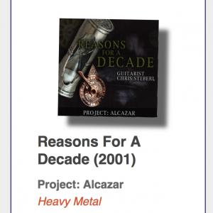 "#29: Project Alcazar ""Reasons For A Decade"""