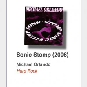 "#31: Michael Orlando ""Sonic Stomp"""