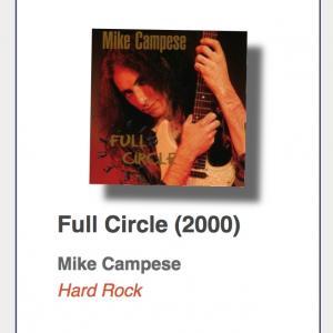 "#33: Mike Campese ""Full Circle"""