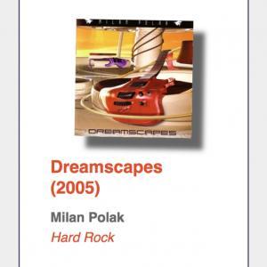 "#38: Milan Polak ""Dreamscapes"""